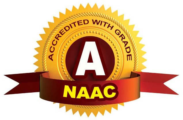 Accredited A by NAAC - 2015
